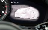 Porsche Cayenne Turbo infrared camera