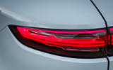 Porsche Cayenne Turbo rear lights