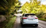 Porsche Cayenne Turbo rear