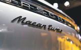 2020 Porsche Macan Turbo at Frankfurt motor show