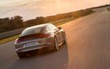 2017 Porsche Panamera Turbo S E-Hybrid back