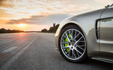 2017 Porsche Panamera Turbo S E-Hybrid wheel