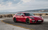 4-star Porsche Panamera Turbo S E-Hybrid Sport Turismo