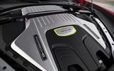 4.0-litre V8 Porsche Panamera Turbo S E-Hybrid Sport Turismo petrol engine