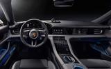 2020 Porsche Taycan reveal images - interior