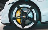 Porsche Taycan 2020 official reveal - wheel
