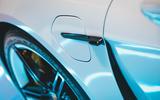Porsche Taycan 2020 official reveal - filler flap