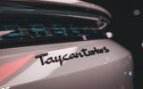 Porsche Taycan 2020 official reveal - badging