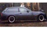 Artz Porsche 924 Kombi estate