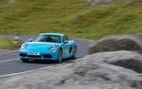 177mph Porsche 718 Cayman S
