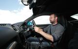 Driving the Porsche 718 Cayman S