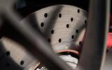 Porsche 911 GTS brake discs