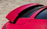 Porsche 911 GTS rear wing