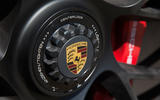 Porsche 911 GTS central locking wheel nut