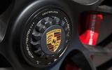 Porsche 911 GTS central locking wheel nut