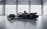 Porsche 99X Formula E racer