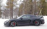 2020 Porsche 718 Cayman GT4 RS prototype