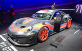 Porsche 911 GT2 RS Clubsport at LA motor show - front