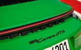 Porsche 911 GTS badge