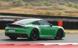 Porsche 911 GTS rearcorner