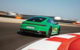 Porsche 911 GTS reartrack