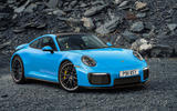 Porsche 911 992 Autocar