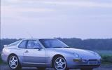 Used car buying guide: Porsche 968