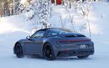 Porsche 992 GTS targa 11