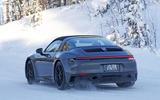 Porsche 992 GTS targa 12
