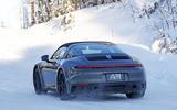 Porsche 992 GTS targa 13