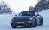 Porsche 992 GTS targa 2