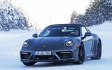 Porsche 992 GTS targa 3