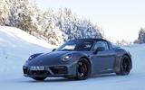 Porsche 992 GTS targa 4