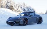 Porsche 992 GTS targa 5