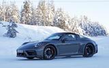 Porsche 992 GTS targa 6