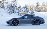 Porsche 992 GTS targa 7