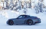 Porsche 992 GTS targa 9