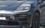 Porsche Macan ev interior 5