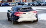 Porsche Taycan Cross Turismo rear