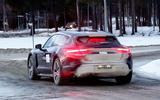 Porsche Taycan Cross Turismo rear brakes