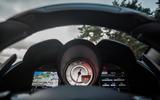Ferrari Portofino 2018 dials