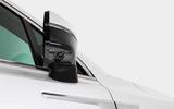 Kia Sorento  blind spot monitor camera