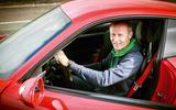 Porsche GT division boss