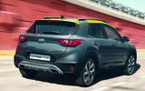 2020 Kia Stonic - rear