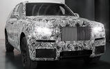 Rolls-Royce Cullinan SUV revealed in preview images