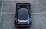 2020 Hyundai Prophecy concept - rear