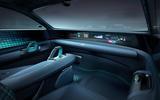 2020 Hyundai Prophecy concept - interior