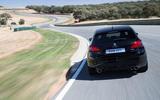 Peugeot 308 GTi rear end