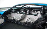 Peugeot Instinct concept interior