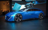 Peugeot Instinct shooting brake concept